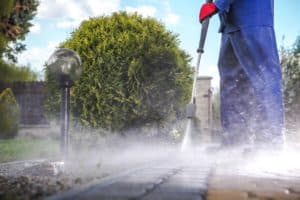 tips for pressure washing