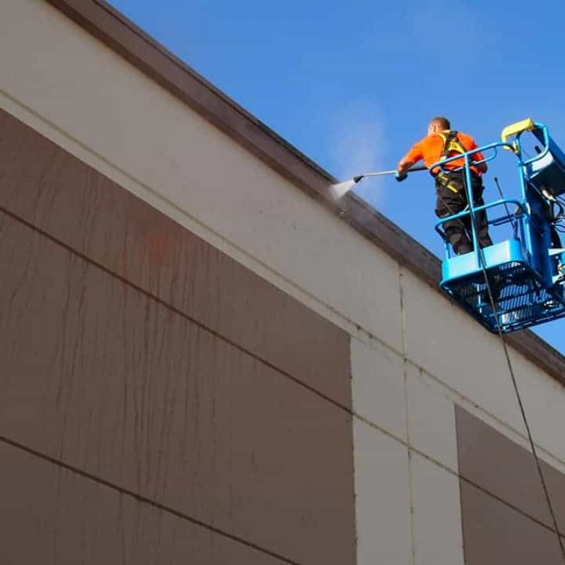 Preview of our Napa California pressure washing services